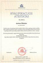 A.Zilinsko-SPSC-atestatas-600x863